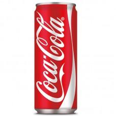Coco cola 0.33 л.
